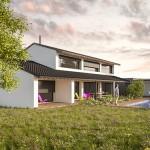 Maison individuelle à Crandelles (Cantal)