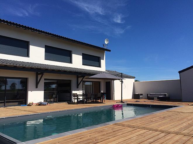 Maison M - Cantal - Aurillac