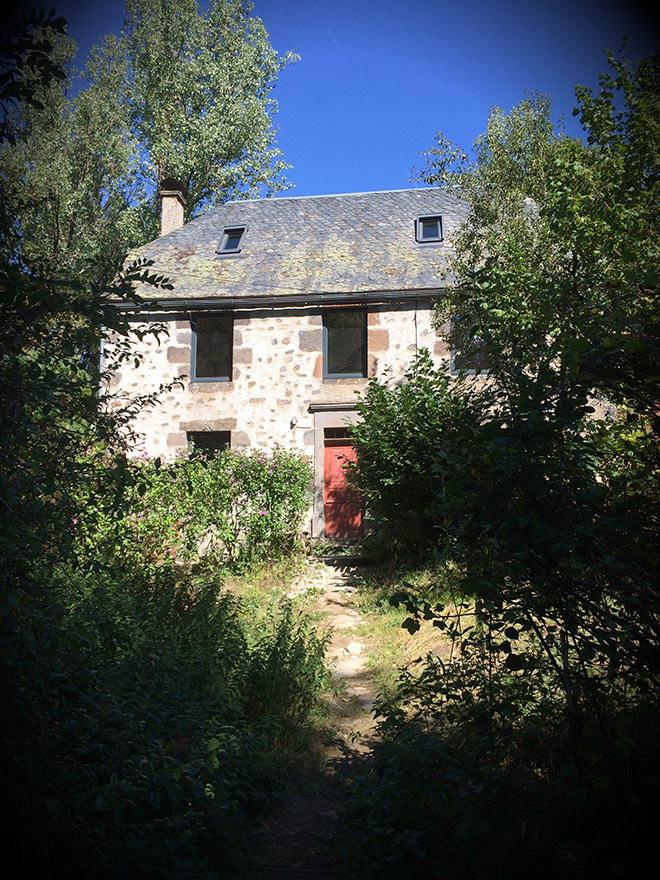 Maison M² - HØME Architecture Cantal - Jeu