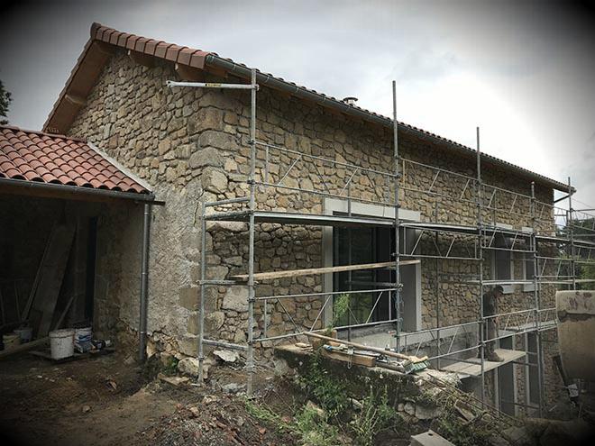 Maison T - HØME Architecture Cantal - Jeu