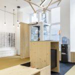 Centre optique St Flour - HØME - B. Alazard