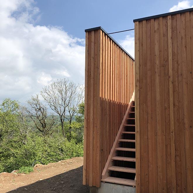 Rénovation d'une grange dans le Cantal - HØME